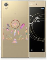 Sony Xperia XA1 Plus Uniek TPU Hoesje Boho Dreamcatcher