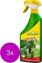 Ecostyle Spruzit-R Gebruiksklaar - Gewasbescherming - 3 x 750 ml