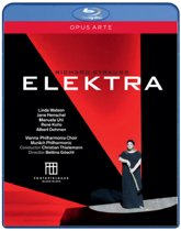 Richard Strauss - Elektra (Baden-Baden, 2010) (dvd)