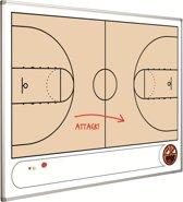 Planbord Basketbal 90x120 cm