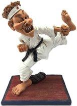 Beroepen beeldje sport karateka Warren Stratford - karate