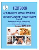 Textbook of therapeutic massage technique and complementary kinesiotherapy II