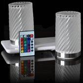 Insight Pillar V2 Oplaadbare lampen set
