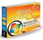 Windows Vista Plain & Simple Kit