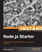 Instant Node.js Starter