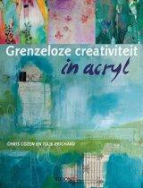 Grenzeloze creativiteit in acryl