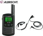 Albrecht ATT-200 mini portofoon