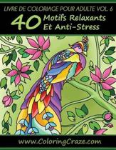 Livre de Coloriage Pour Adulte Volume 6