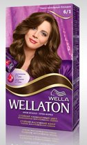 Wella Wellaton Haarverf -  6/1 Donker Blond