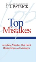 TOP MISTAKES.