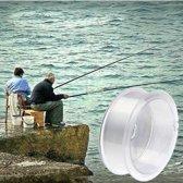 100m Extra sterk 6.0# 0 40 mm 14 5 kg gewijd aan de rivier vissen Falcon vislijn (wit)