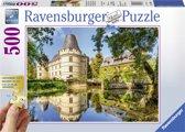 Ravensburger puzzel Chateau de l'Islette - Legpuzzel - 500 stukjes