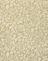 Goud behang EDEM 830-22 neo behang hoogwaardig vinyl behang crème-beige vanille goud | 70 cm
