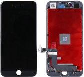 LCD en Touchscreen  Scherm - Zwart - voor de iPhone 7 Plus