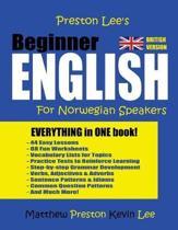Preston Lee's Beginner English For Norwegian Speakers (British Version)
