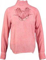 Garcia blouse vintage rose Maat - M