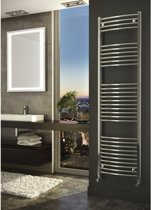 Sanifun handdoekradiator Medina Rondo 800 x 500 Chroom
