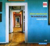 Concerto Koln;Bach-Suiten