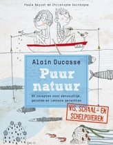 Puur natuur vis, schaal- en schelpdieren