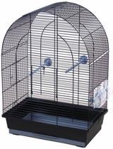 Vogelkooi Lusi 3 - Zwart