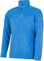 Protest Fleece Top Heren PERFECTY Mid BlueS