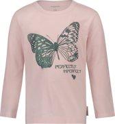 Noppies Meisjes T-shirt Whitinsville - Blush - Maat 86
