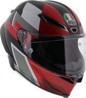 AGV Pista GP RR Competizione Carbon Wit Rood