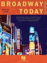 Broadway Today (Songbook)