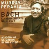 Bach: Keyboard Concertos nos 1, 2 & 4 / Murray Perahia, ASMF