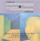 Farroni/English/Passin/Thompson/Cor - 20Th Century Catalan Composers Volume