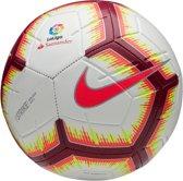 Nike VoetbalKinderen en volwassenen - wit/rood/geel
