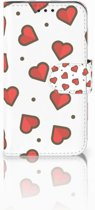 LG L90 Boekhoesje Design Hearts