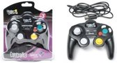 Under Control Game Cube Wired Controller, Black