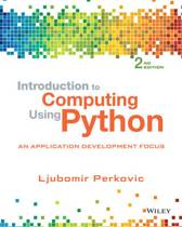 An Introduction to Computing Using Python Second Edition