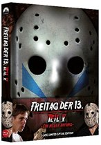 Friday the 13th: A New Beginning (1985) (Blu-ray & DVD in Mediabook) (import)