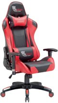 Bureaustoel Game Racing Chair Rood
