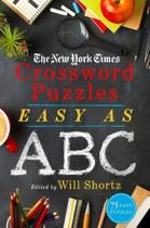 NYT XWORD PUZZLES EASY AS ABC
