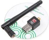 Mini 150 Mbps USB Wireless Network Card WiFi LAN Adapter