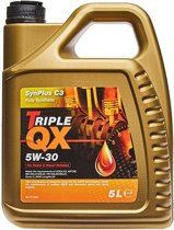 Triple QX Motorolie SynPlus 5W-30 - 5Liter