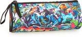 Delbag Graffiti - Thug - Etui - 21 cm