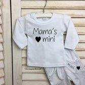 Shirtje Mama's mini.