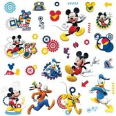 Roommates Muurstickers Mickey Mouse Clubhouse Vinyl 31 Stuks