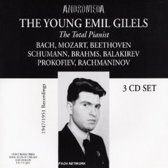 The Young Emil Gilels (Bach, Beetho
