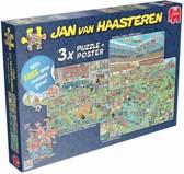 Jan van Haasteren - Voetbal - Puzzel - 1000 stukjes