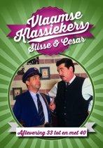 SLISSE EN CESAR 33-40 MET WALTER RITS, BRUNO SCHEVERNELS & KOEN DE RUYCK. TV SERIES, DVD