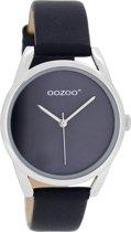OOZOO Timepieces Blauw horloge JR293 (36 mm)