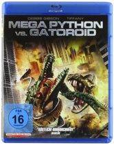 Mega Python vs. Gatoroid (blu-ray)