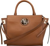 Guess Open Road Society Dames Handtas - Cognac