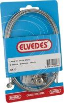 Elvedes Universele binnenkabels voor trommelrem 2 stuks