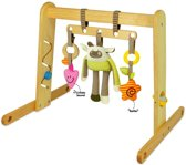 Multifunctionele baby gym koe